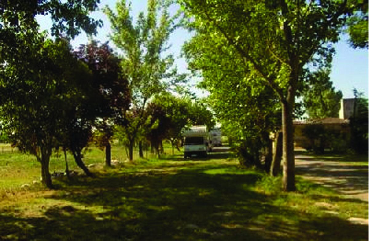 Aire camping-car à Montauban (82000) - Photo 1